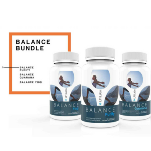 Balance Bundle: Guarana, Yogi, Purify
