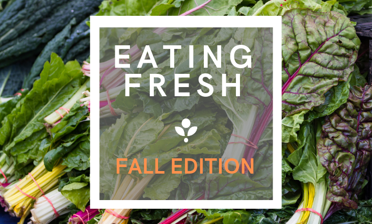 Eat Fresh in the Fall