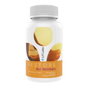 Restore for Women Menopause Supplement Veggie