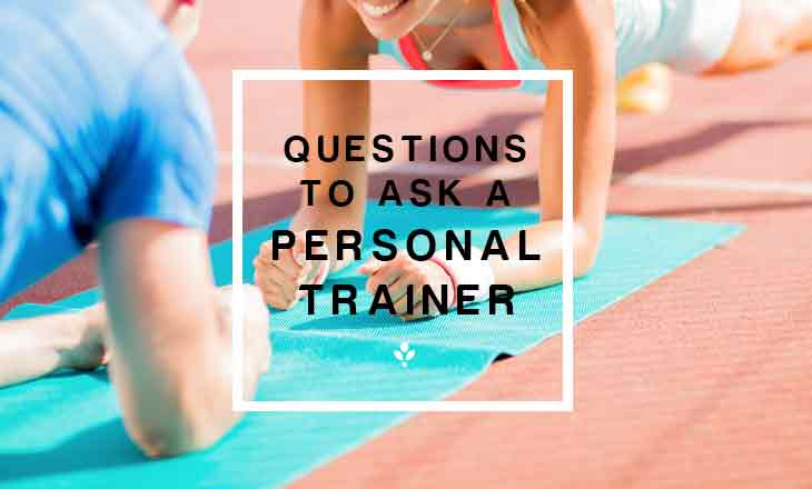 Questions to ask a Persoanl